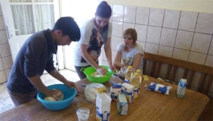 Proiect Bucătăraşii
